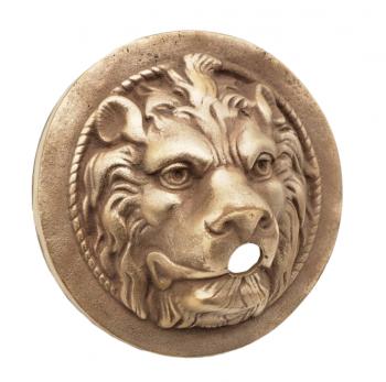 7″ RD Lion Head